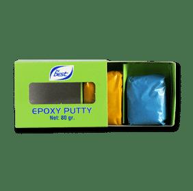 EPOXY PUTTY ÇELİK MACUN EPOXY PUTTY YAPIŞTIRICI 80 GR