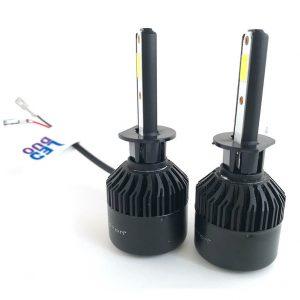Led Far Ampülü H27-12v Duo Headlight Photon