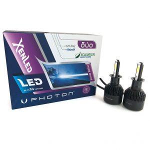 Led Far Ampülü H7-12v Duo Headlight Photon