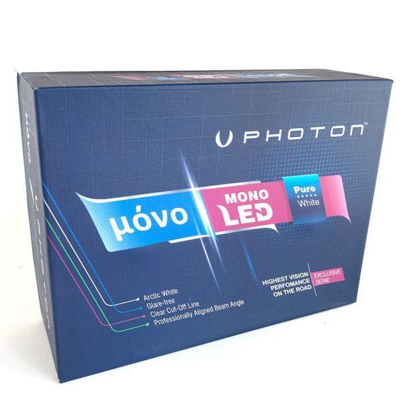 Led Far Ampülü HB1-9004-12v Headlight Photon Mono