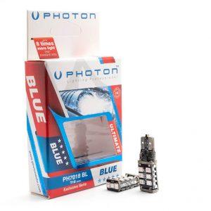 PHOTON 12V 5W DİPSİZ PARK LED AMPÜL PH7018 BLUE CB