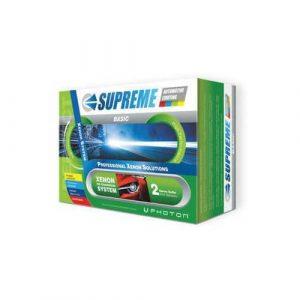 H4 6000K H/L CAN-BUS Xenon Set Photon Supreme Basic